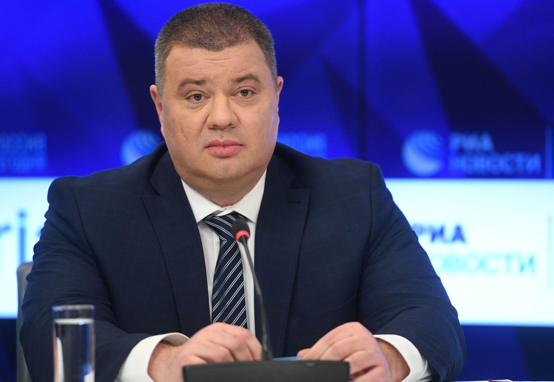 Były pracownik Służby Bezpieczeństwa Ukrainy (SBU) Wasilij Prozorow