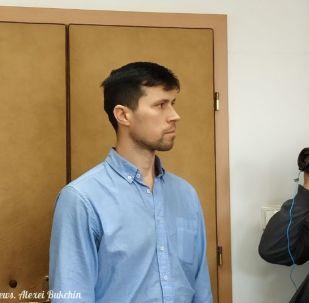 Rosjanin Denis Lisow, który próbował wywieźć troje swoich dzieci ze Szwecji, poprosił o przyznanie statusu uchodźcy w Polsce