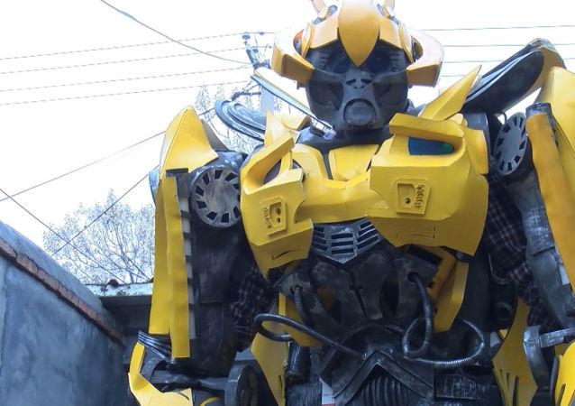 Być jak Optimus Prime