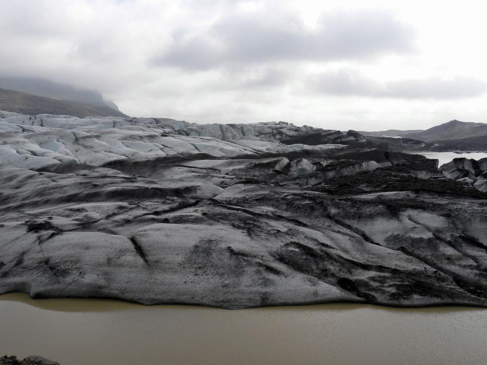 Vatnajökull, lodowiec w południowo-wschodniej części Islandii
