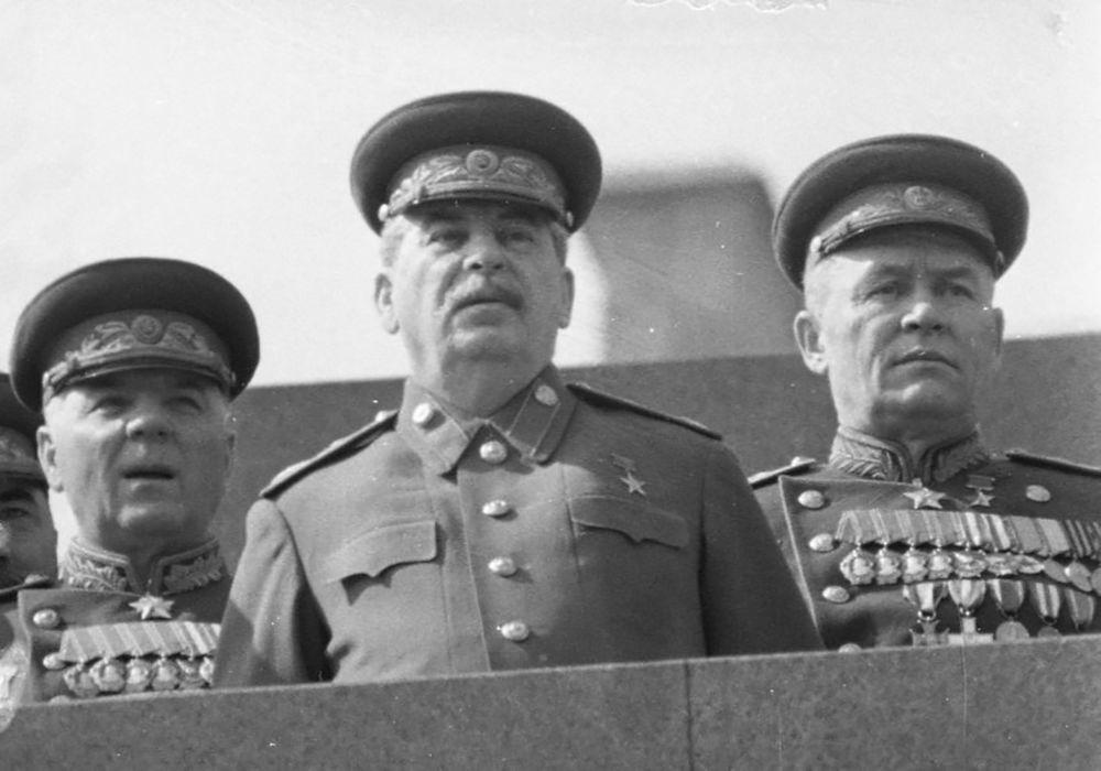 Józef Stalin, sowiecki rewolucjonista i dyktator
