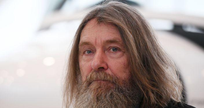 Rosyjski podróżnik Fiodor Koniuchow