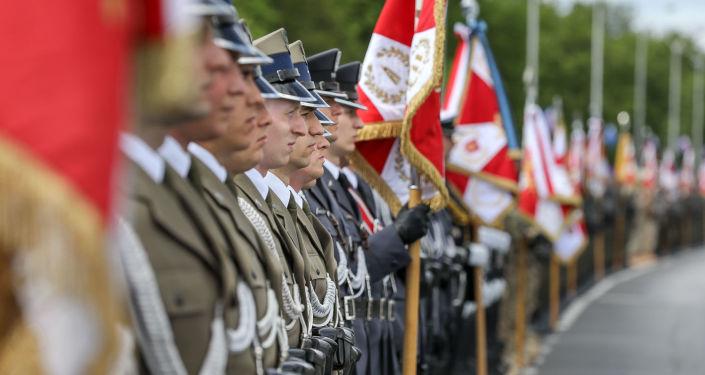 Uroczyste obchody Święta Konstytucji 3 Maja w Warszawie