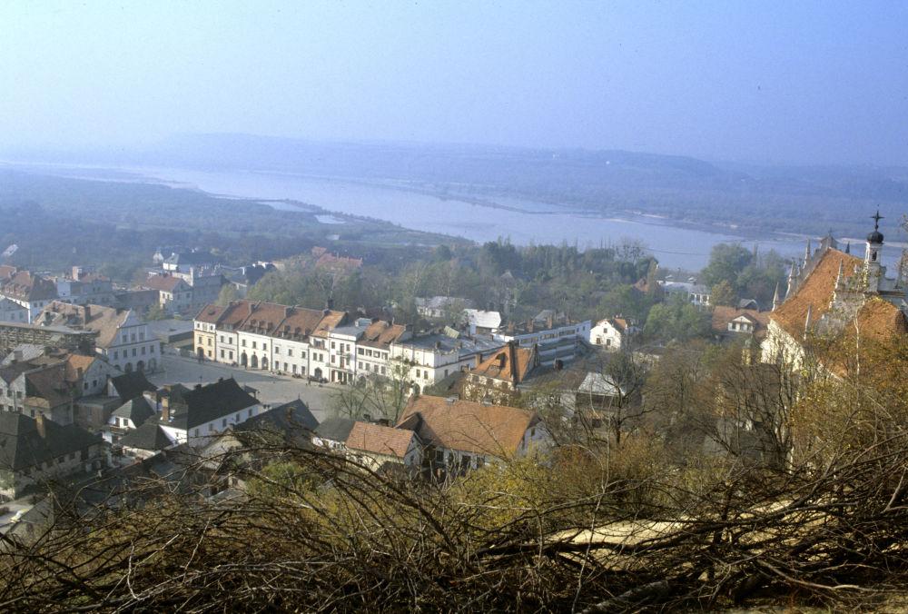 Kazimierz Dolny, 1985 rok