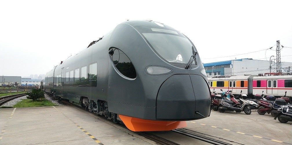 Nowe pociągi firmy Leo Express