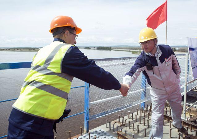 Budowniczy z Chin