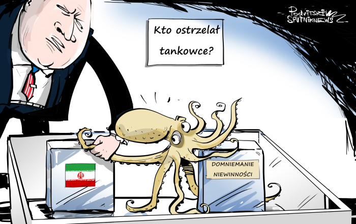 Nie ma, co gdybać! To wina Iranu!