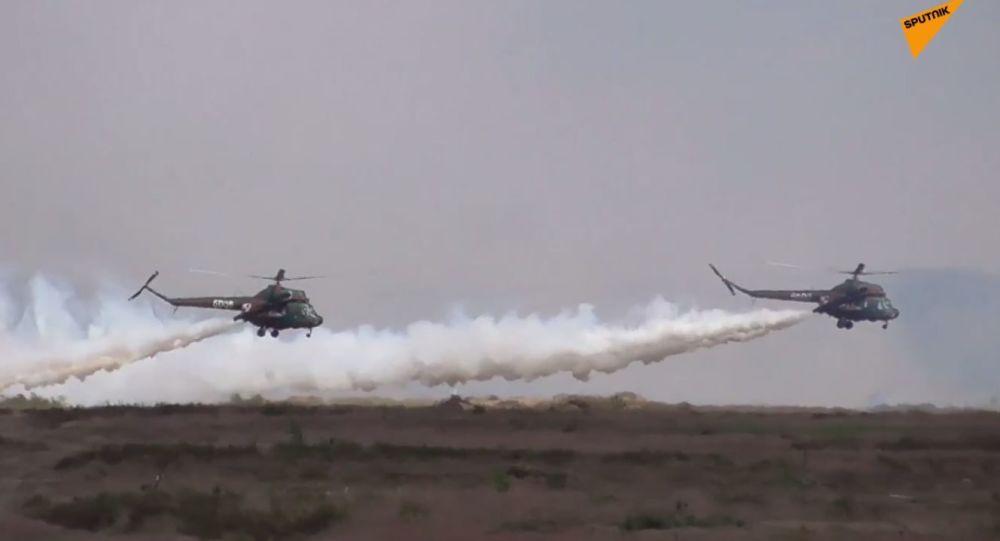 Państwa NATO biorą udział w ćwiczeniach Dragon-19
