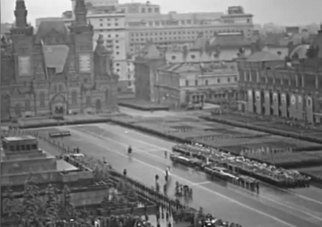 Parada Zwycięstwa 1945 roku