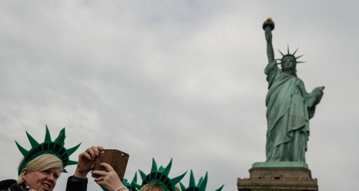 Statua Wolności, Nowy Jork