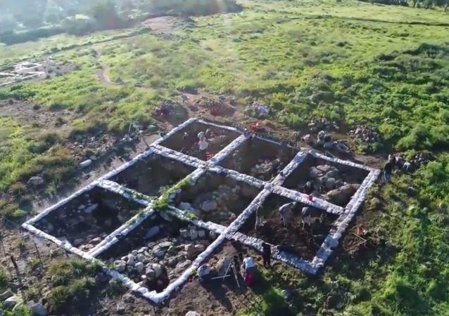 Archeolodzy odkryli biblijne zaginione miasto Ziklag