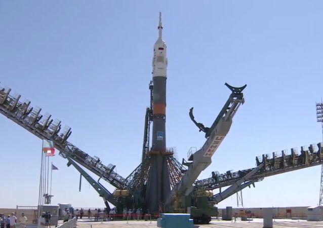 Sojuz MS-13 w pełnej gotowości!