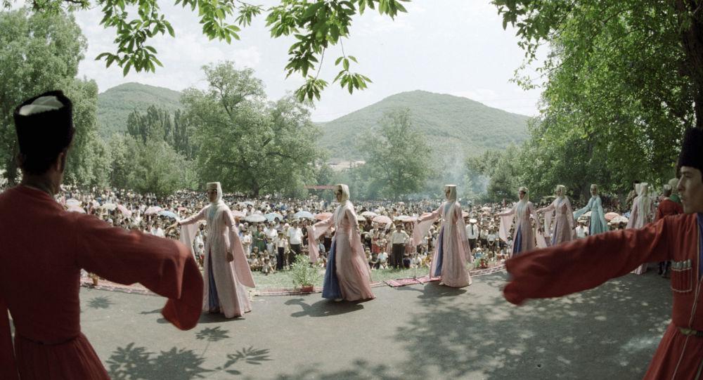 Gruzińskie tradycje