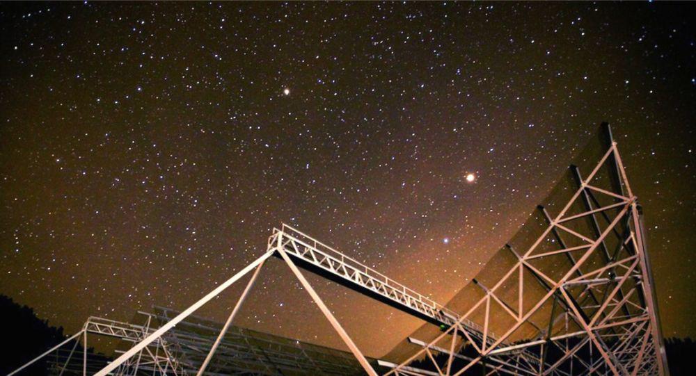 Teleskop radiowy CHIME