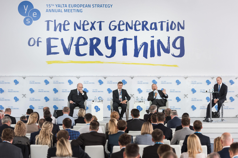 Jałtańska Strategia Europejska (YES)