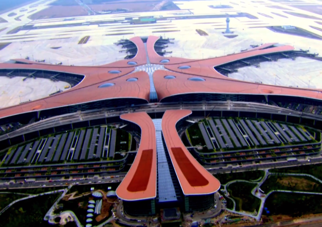 Lotnisko Daxing