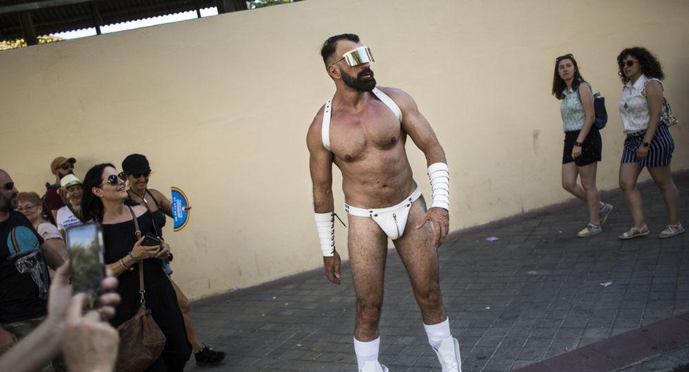 Marsz LGBT w Madrycie