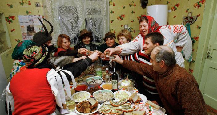 Białorusini świętują