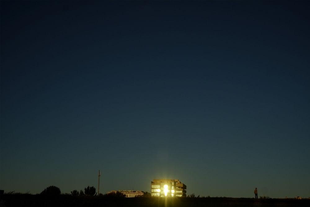 Wieczór w Pampelunii, Hiszpania