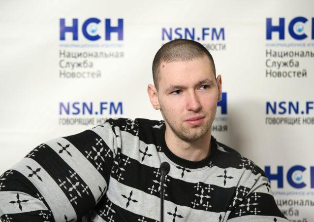 Rosyjski bloger Kiriłł Tereszyn