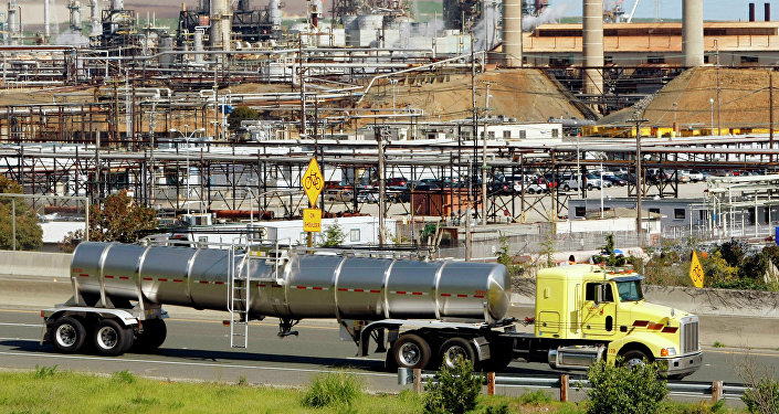 Rafineria ropy naftowej Chevron