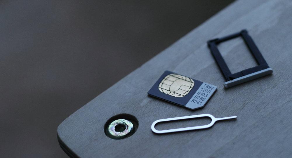 Służby specjalne USA i Wielkiej Brytanii zawładnęły danymi producenta kart SIM