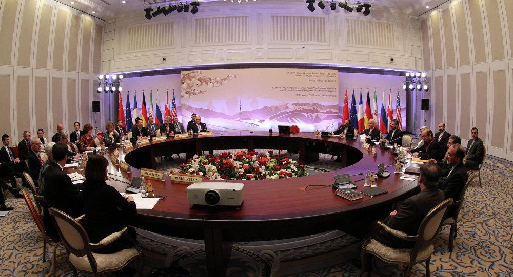 Rozmowy na temat irańskiego programu jądrowego