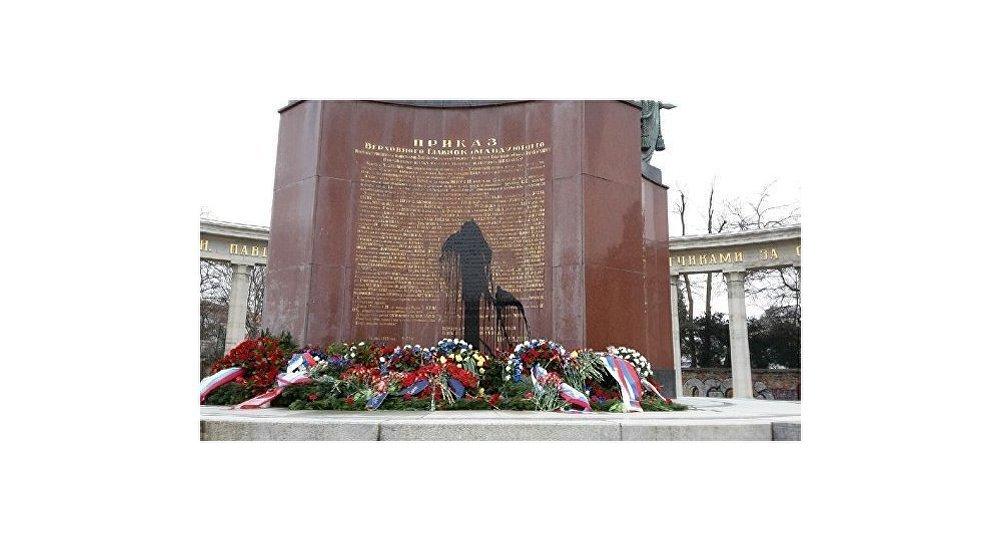 Pomnik pamięci żółnierzy radzieckich, Wiedeń