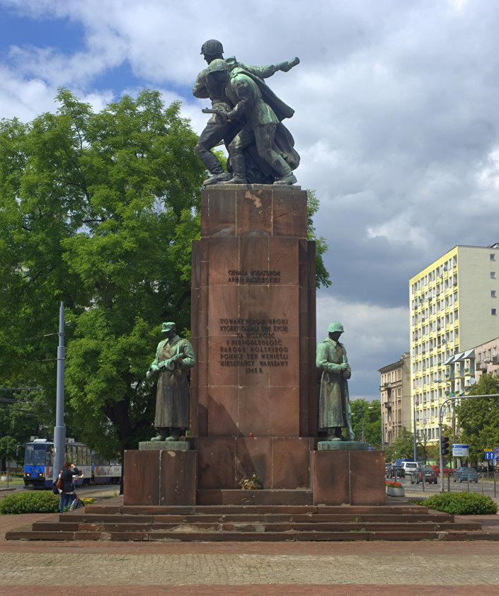 Pomnik Braterstwa Broni w Warszawie