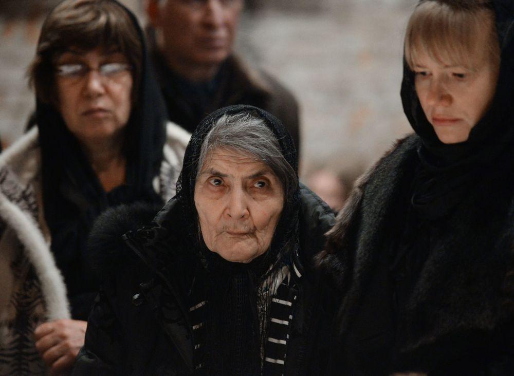 Matka Borysa Niemcowa Dina Eidman