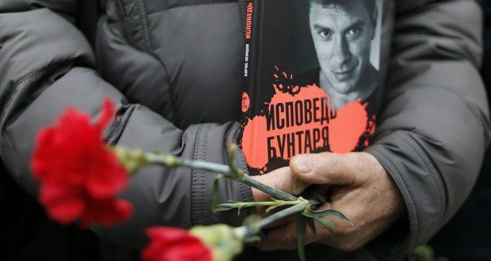 Pogrzeb Borysa Niemcowa