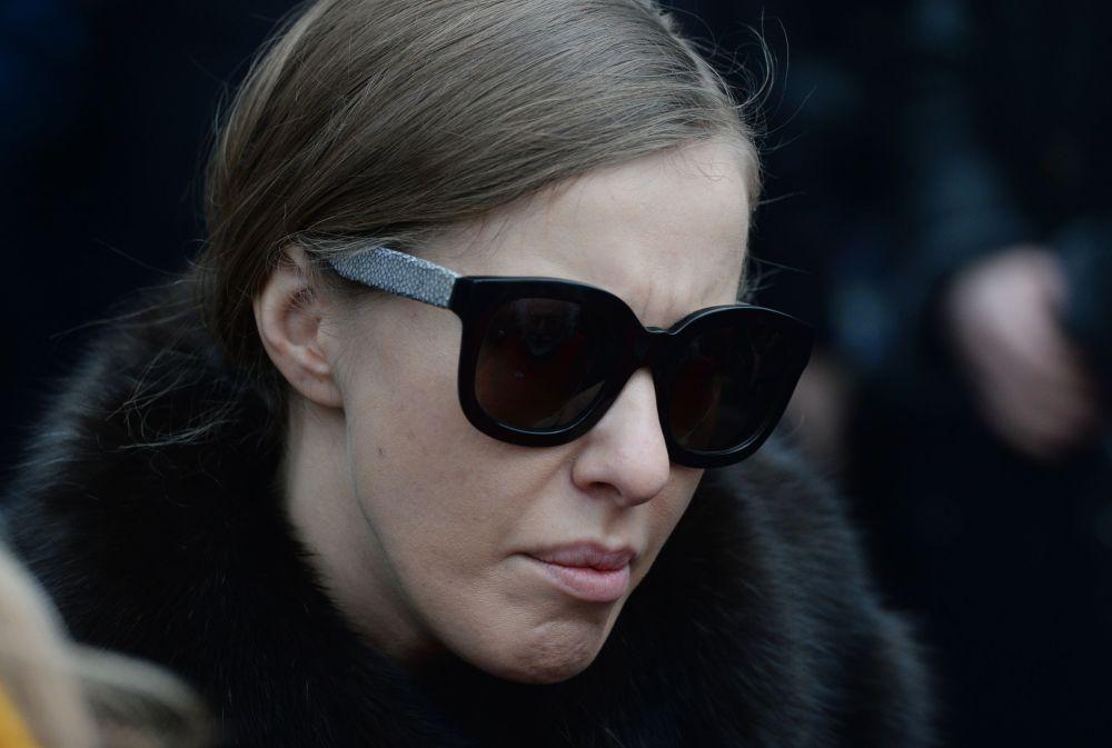 Dziennikarka Ksenia Sobczak