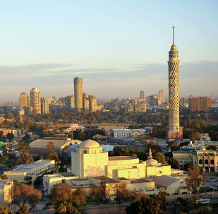 Egipt, Kair