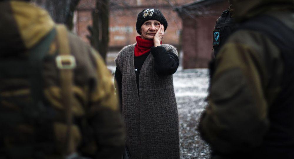 Konflikt na Ukrainie. Debalcewe