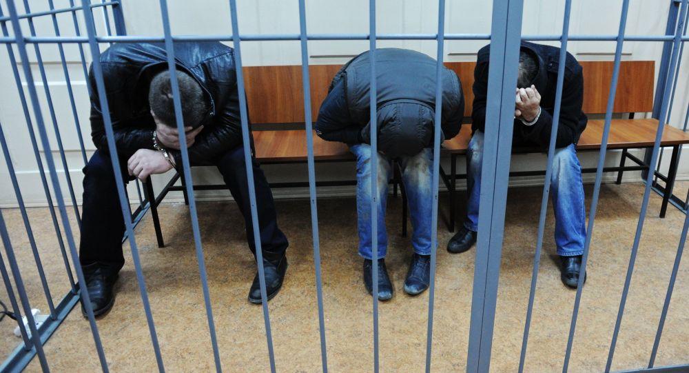 Podejrzani o zabójstwo Borysa Niemcowa w moskiewskim sądzie