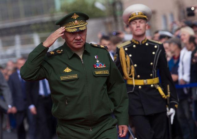 Minister obrony Rosji Siergiej Szojgu