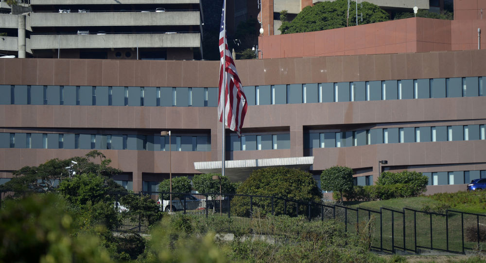 Ambasada USA w Caracas