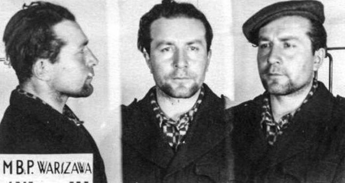 Polski zbrodniarz wojenny Romuald Rajs