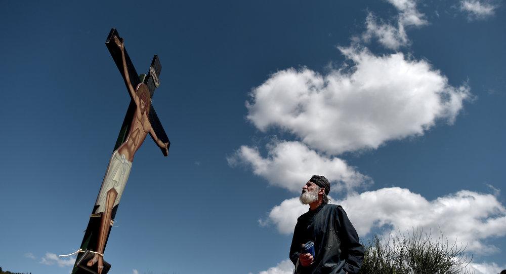 Chrystus na krzyżu