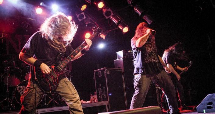 Koncert death metal Cannibal Corpse