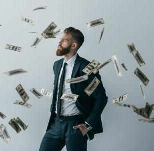 Bogaty mężczyzna