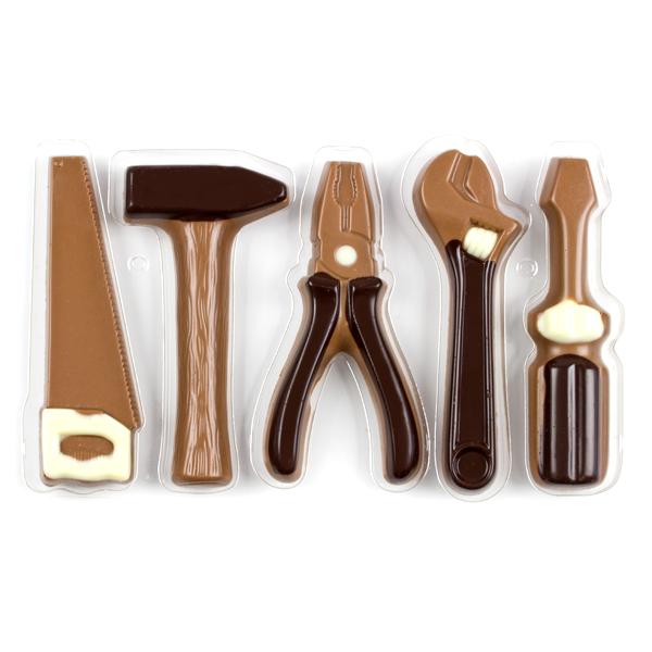 Czekoladowe narzędzia polskiej marki Chocolissimo