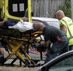 Strzelanina w meczecie, Nowa Zelandia