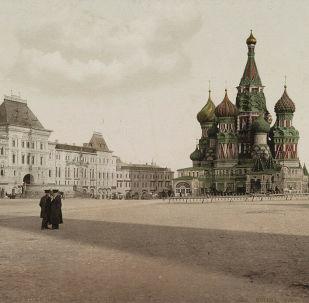 Plac Czerwony w Moskwie