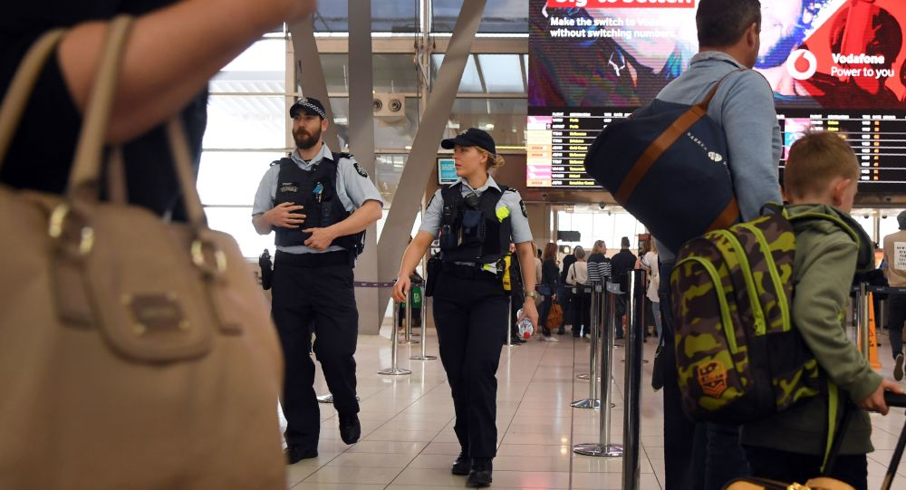 Port lotniczy Sydney, Australia