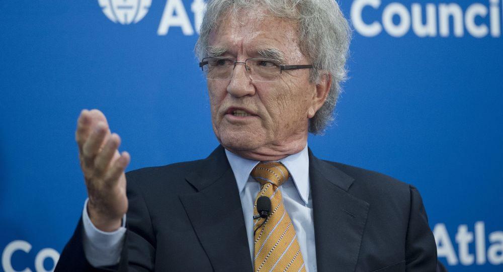 Były doradca do spraw polityki zagranicznej i bezpieczeństwa byłego kanclerza Niemiec Helmuta Kohla Horst Telchik