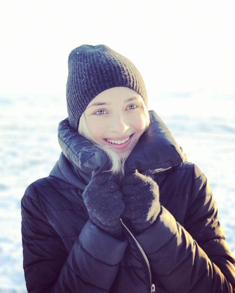Rosyjska łyżwiarka figurowa Wiktorija Sinicyna