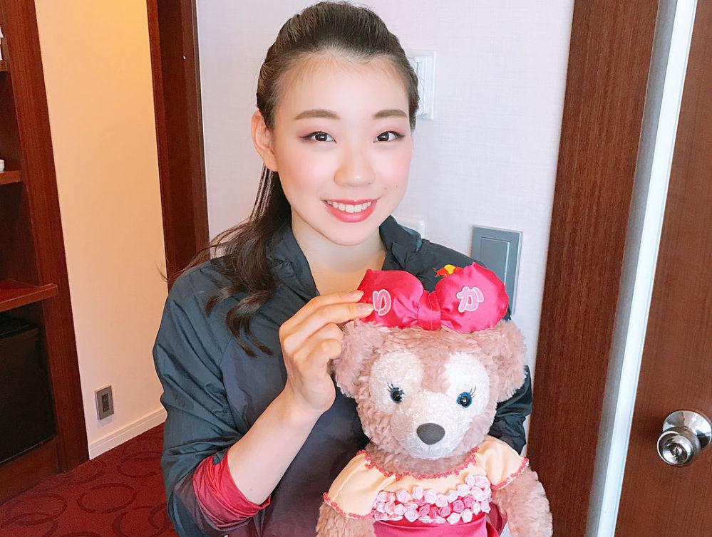 Japońska łyżwiarka figurowa Rika Kihira