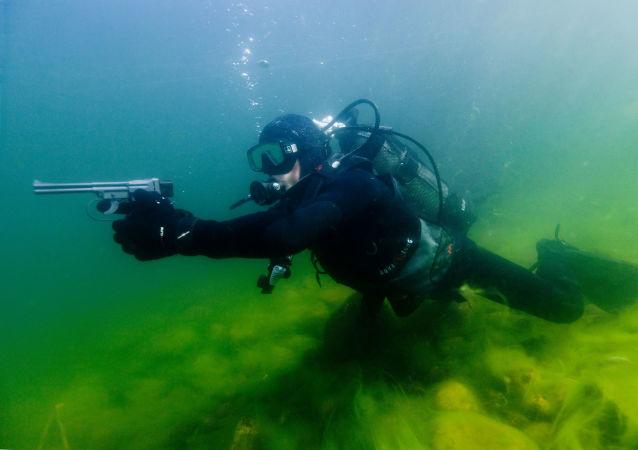 Oddziały do walki z podwodnymi sabotażystami we Flocie Bałtyckiej zostały utworzone dokładnie 15 lat temu