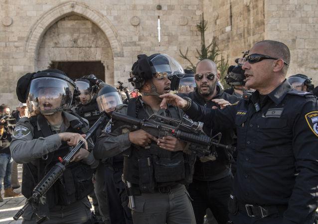 Sytuacja w Jerozolimie